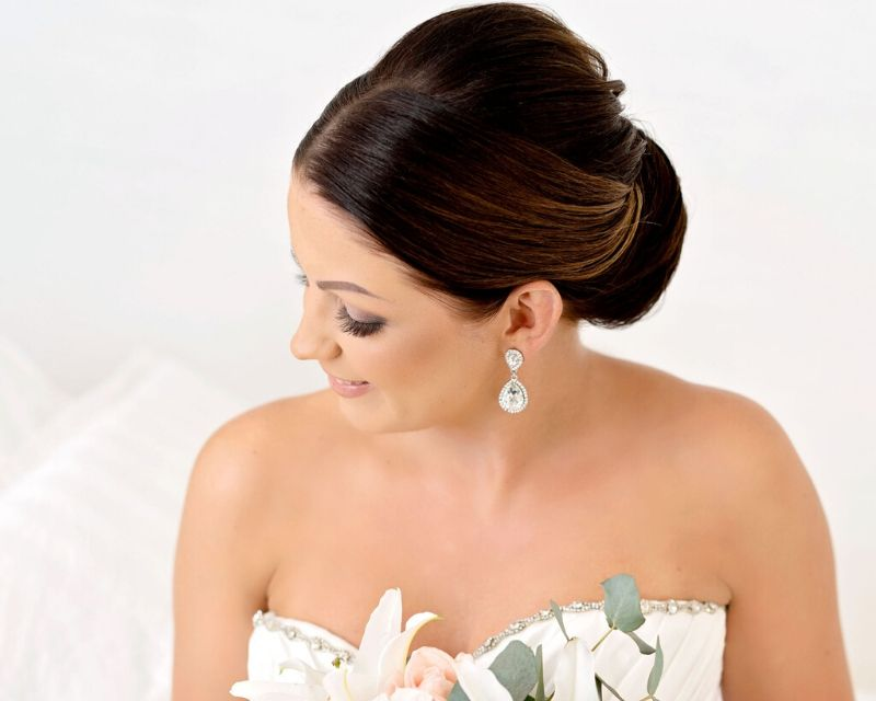 classic bride look kouvola