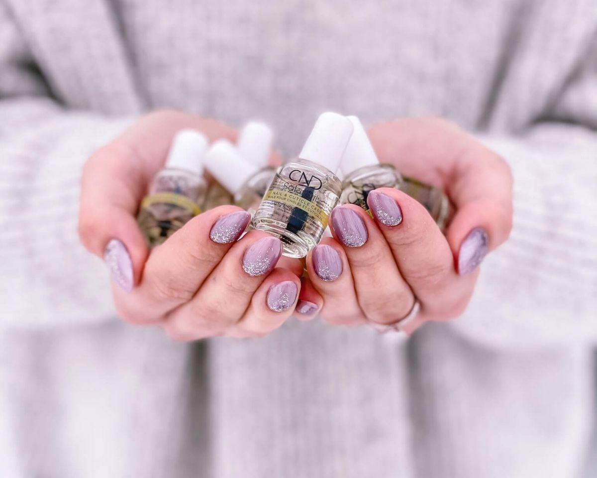 Käsien ja kynsien hoito talvella 2