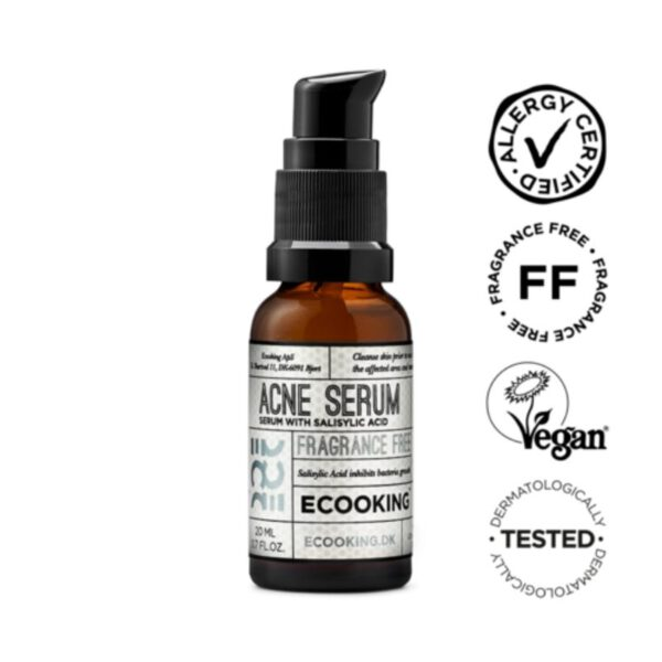 Ecooking Acne serum - akneseerumi 20 ml 1