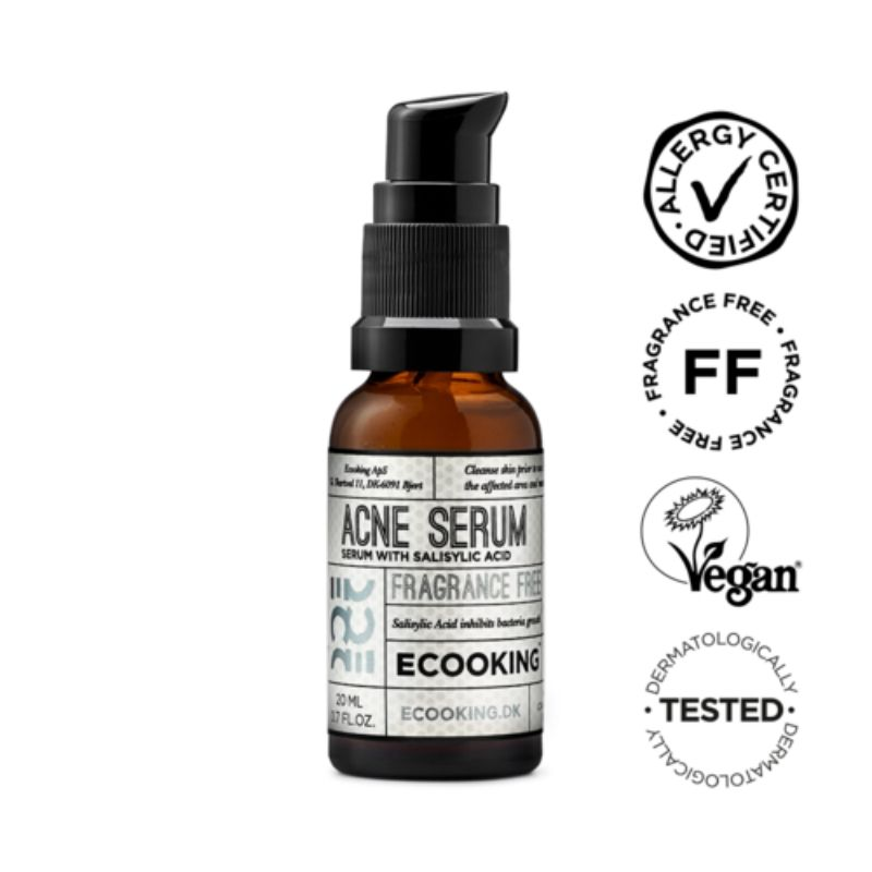 Ecooking Acne serum - akneseerumi 20 ml 2