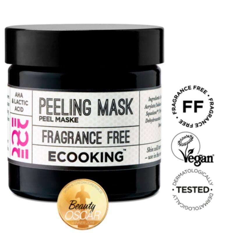 Ecooking Peeling Mask - kuorintanaamio 50 ml 2