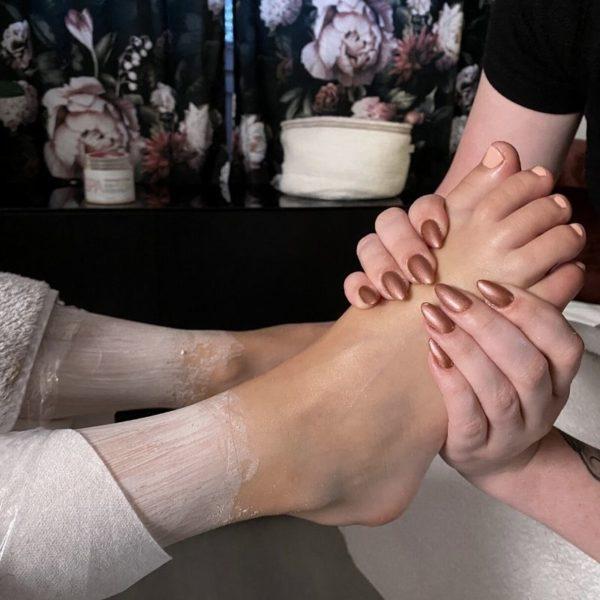 Lux spa-jalkahoito - lahjakortti 1
