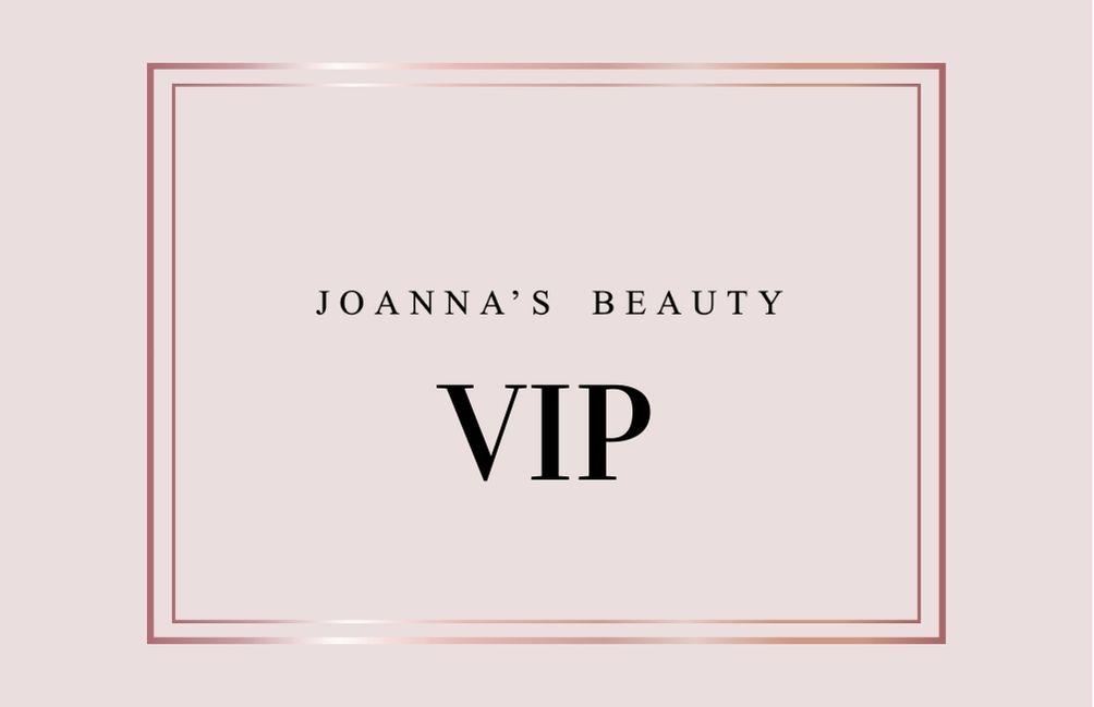 Joanna's Beauty VIP 1
