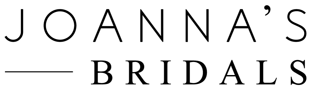 joannas bridals logo