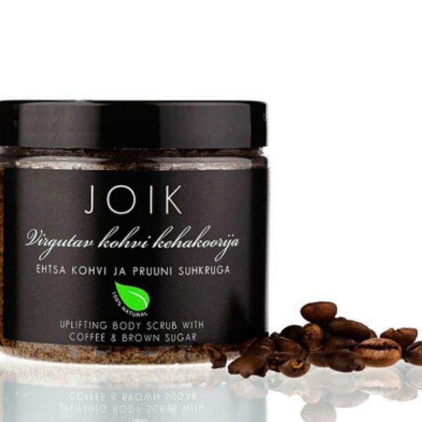 JOIK Uplifting coffee body scrub - vartalokuorinta 180g 1