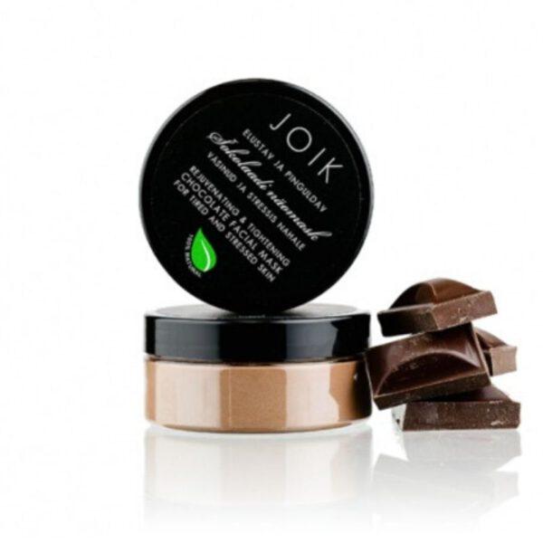 JOIK Rejuvenating chocolate facial mask - Suklaa Kasvonaamio 50g 1