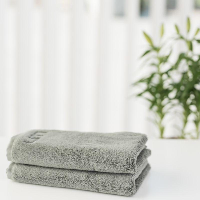 Luin Living - Kasvopyyhe 30 x 50 Granite 3