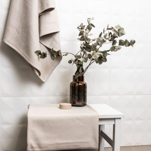 Luin Living - Laudeliina bambu-puuvilla 55 x 60 2